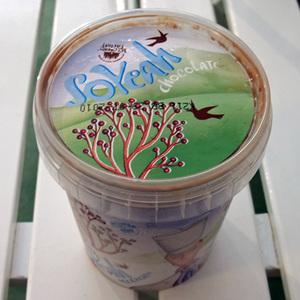 豆乳アイスクリーム・チョコレート